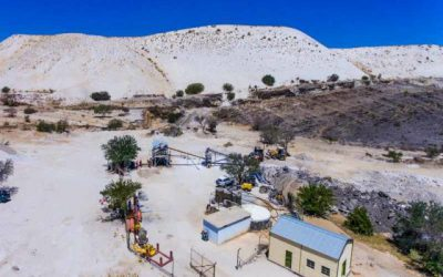 AfriTin celebrates first blast at Uis mine in Namibia